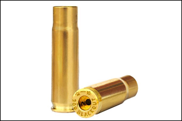 Starline releases .300 Blackout Brass.
