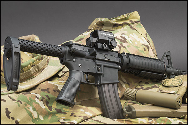 BATFE reverses decision about pistol braces constituting a redesign.
