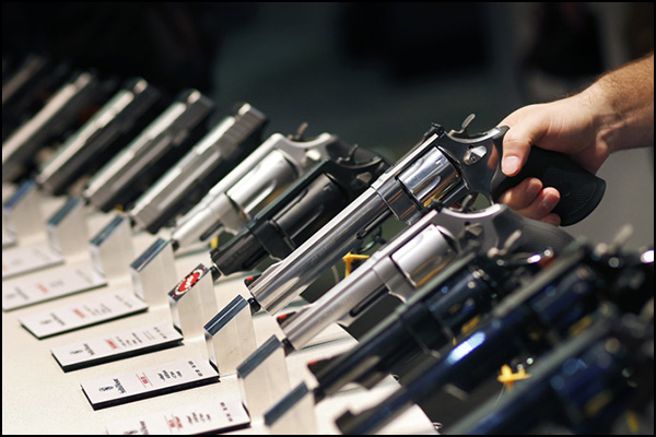 Has the firearm industry gone into a slump?