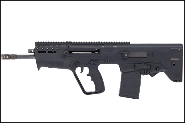 IWI released a spec list of the Tavor 7.
