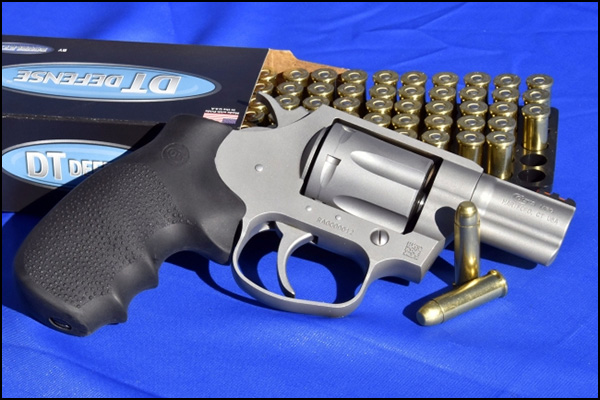 Colt re-enters revolver market with the updated Colt Cobra.