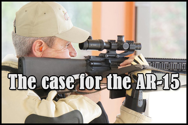 Learn the history of the AR-15 classification in order to save it in the future.