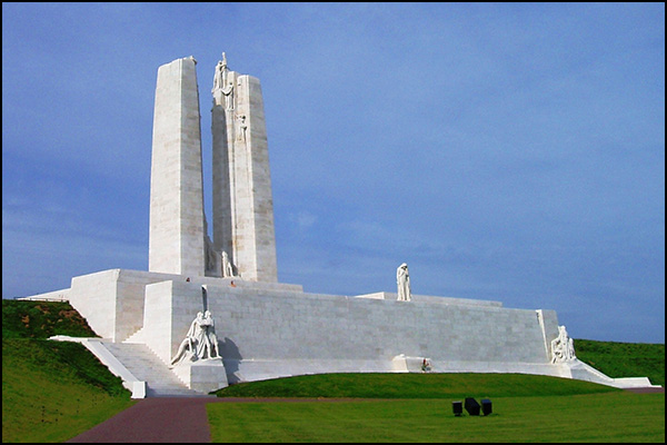 100th anniversary of the Battle of Vimy Ridge